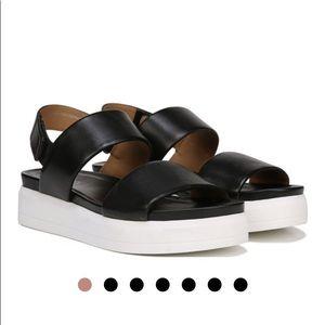 Franco Sarto Kenan Sandals 8.5 EUC